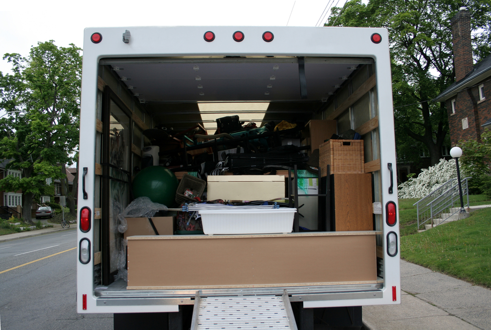 Van Rental for Relocation